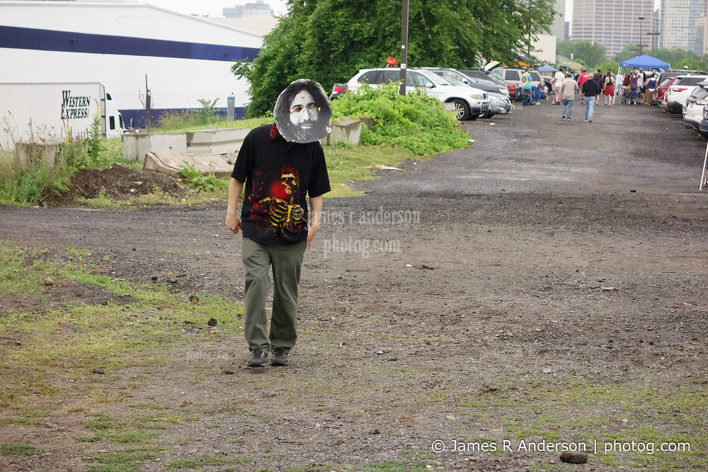 Jerry made it to the Outlaw Music Festival 16 June 2019