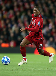 Liverpool's Georginio Wijnaldum