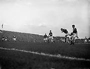 28/10/1953<br /> 10/28/1953<br /> 28 October 1953<br /> Soccer: Ireland v Luxemburg, World Cup Qualifier at Dalymount Park, Dublin.