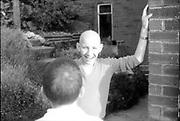 Neville Watson and Robert Alcorn, High Wycombe, UK. 1980s.