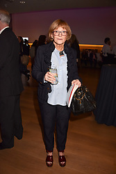Anne Robinson at CURE³ - private view in aid of The Cure Parkinsons Trust held at Bonhams, 101 New Bond Street, London England. 13 March 2017.