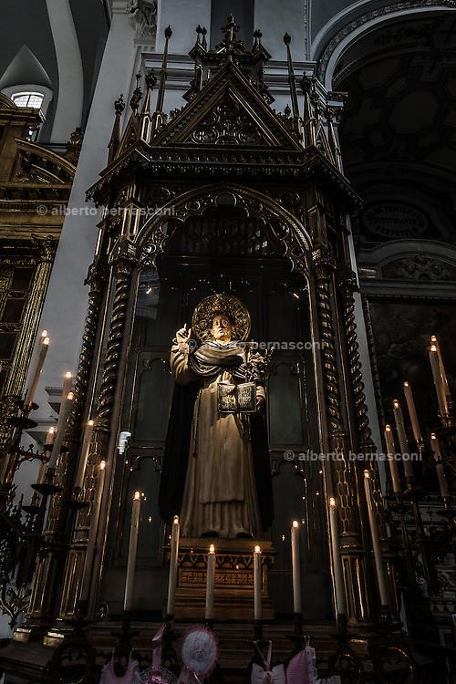 Naples, Rione Sanità. Santa Maria della Sanità.