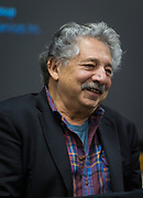 Madison Mayor Paul Soglin laughs during the Cap Times Idea Fest 2018 at the Pyle Center in Madison, Wisconsin, Saturday, Sept. 29, 2018.