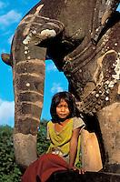 Cambodge, Angkor, Mebon Oriental //Oriental Mebon, Angkor, Cambodia