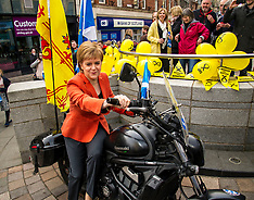 Nicola Sturgeon campaigns against Tory Pension  Betrayal | Stirling | 26 April 2017