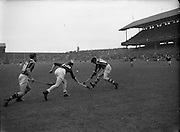 National League Final, Kilkenny v Cork, at Croke Park..06.05.1962