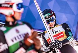 10.02.2019, Salpausselkae Hill, Lahti, FIN, FIS Weltcup Ski Sprung, Herren, im Bild Kamil Stoch (POL), Ryoyu Kobayashi (JPN) // Kamil Stoch of Poland Ryoyu Kobayashi of Japan during the men's FIS Ski Jumping World Cup at the Salpausselkae Hill in Lahti, Finland on 2019/02/10. EXPA Pictures © 2019, PhotoCredit: EXPA/ JFK