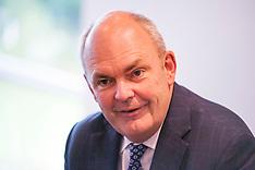 Blenheim-Finance Minister Steven Joyce speaks at luncheon