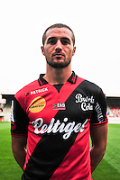Reynald LEMAITRE - 16.09.2014 - Photo officielle Guingamp - Ligue 1 2014/2015<br /> Photo : Philippe Le Brech / Icon Sport