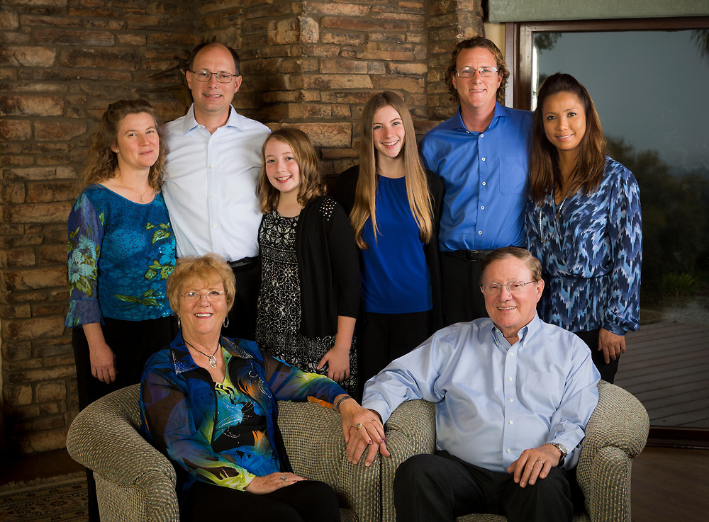 Family portraits in Redlands, CA