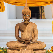 Brown Thai Buddha