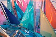 Sailing the Tuileres