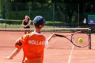 "Ruben Heijmerink, European Maccabi Games, LTTC ""Rot-Weiß"", Berlin, 02.08.2015, Foto: Claudio Gaertner"
