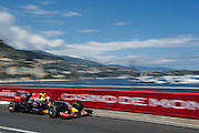 May 20-24, 2015: Monaco Grand Prix: Daniel Ricciardo (AUS), Red Bull-Renault