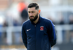 Hartlepool United Player/Coach Billy Paynter - Mandatory by-line: Robbie Stephenson/JMP - 06/05/2017 - FOOTBALL - The Northern Gas and Power Stadium (Victoria Park) - Hartlepool, England - Hartlepool United v Doncaster Rovers - Sky Bet League Two