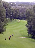 Rottebergen/ GC Hooge Bergsche. Hole 18