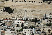 Israel, Jerusalem, Ras al-Amud a Palestinian Arab neighborhood on Mount of Olives in East Jerusalem