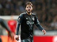 FOOTBALL: Lasse Schöne (Ajax Amsterdam) during the UEFA Europa League round of 16, first leg, match between FC København and AFC Ajax at Parken Stadium, Copenhagen, Denmark on Marts 9, 2017. Photo: Claus Birch