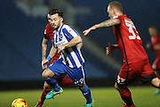 Brighton & Hove Albion striker Richie Towell (29) during the EFL Trophy Southern Group G match between U23 Brighton and Hove Albion and Leyton Orient at the American Express Community Stadium, Brighton and Hove, England on 8 November 2016.