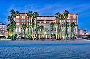 Casa Del Mar, Beachfront Luxury, Hotel, Santa Monica beach, Santa Monica, Ca