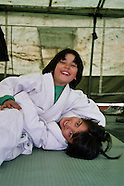 Judo for fred activities in Afghanistan