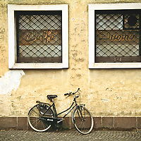 A bicycle on a street no.2