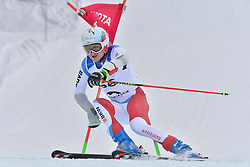 PFYL Thomas LW9-2 SUI at 2018 World Para Alpine Skiing World Cup, Veysonnaz, Switzerland