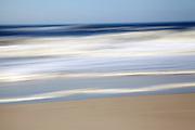 Beach Scene Blue