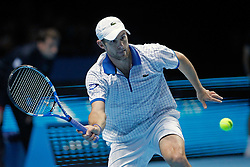 24.11.2010, Marriott Country Hall, London, ENG, ATP World Tour Finals, im Bild Roddick, Andy (USA), EXPA Pictures © 2010, PhotoCredit: EXPA/ InsideFoto/ Semedia *** ATTENTION *** FOR AUSTRIA AND SLOVENIA USE ONLY!