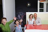 Juanita Phillips and Family