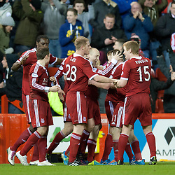 Aberdeen v Hibs | Scottish Premiership | 10 Jaunary 2014