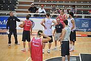 DESCRIZIONE : Trento Primo Trentino Basket Cup Nazionale Italia Maschile <br /> GIOCATORE : Simone Pianigiani Team<br /> CATEGORIA : allenamento<br /> SQUADRA : Nazionale Italia <br /> EVENTO :  Trento Primo Trentino Basket Cup<br /> GARA : Allenamento<br /> DATA : 25/07/2012 <br /> SPORT : Pallacanestro<br /> AUTORE : Agenzia Ciamillo-Castoria/M.Gregolin<br /> Galleria : FIP Nazionali 2012<br /> Fotonotizia : Trento Primo Trentino Basket Cup Nazionale Italia Maschile<br /> Predefinita :