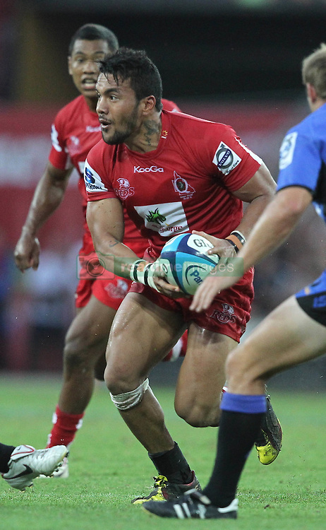 Action during the Super 15 match between the Queensland Reds and the Western Force. Final score Force (20) - Reds (21)...Played at Lang Park, Brisbane (20 February 2011)...Photo: SMP IMAGES (Warren Keir)/SPORTZPICS