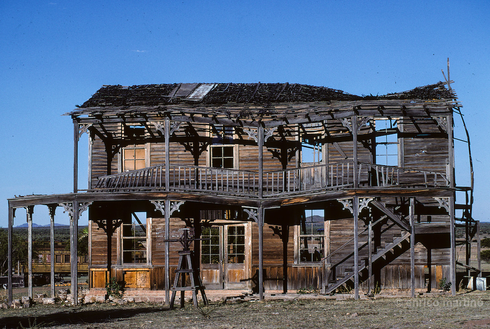 "Durango, ""La Joya"" ranch, once owned by John Wayne, utilised for many western movies."