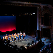 Ladysmith Black Mambazo performing at The Music Hall, Portsmouth, NH.