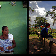 DAILY VENEZUELA II / VENEZUELA COTIDIANA II<br /> Photography by Aaron Sosa <br /> <br /> Left: Devils of Yare, san Francisco de Yare, Miranda State - Venezuela 2005 / Los Diablos de Yare, San Francisco de Yare, Estado Miranda - Venezuela 2005<br /> <br /> Right: La Magdalena, Miranda State, Venezuela 2007 / La Magdalena, Estado Miranda - Venezuela 2007<br /> <br /> (Copyright © Aaron Sosa)