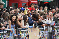 Fans Toy Story 3 UK Premiere held at the Empire Cinema, Leicester Square, London, UK, 18 July 2010: For piQtured Sales contact: Ian@Piqtured.com +44(0)791 626 2580 (Picture by Richard Goldschmidt/Piqtured)