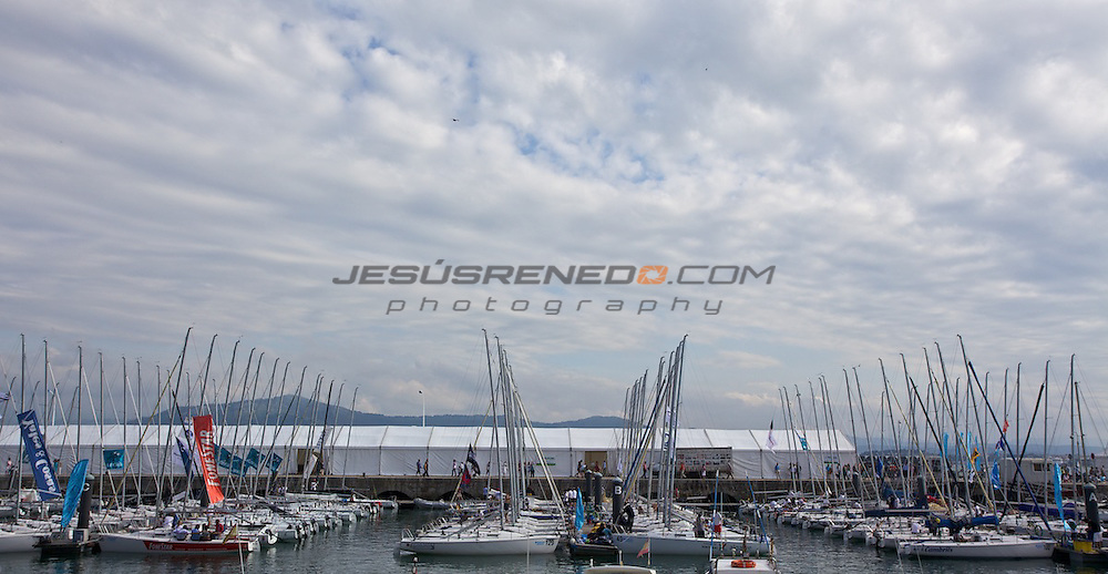 J80 worlds Santander. Sunday 5th.,