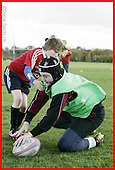 Saracens Masterclass at Old Albanians. 31-10-08. u11s and u12s
