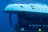 Atlantis Submarine, Bow View, Maui Hawaii