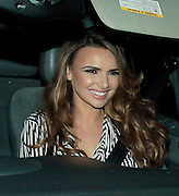 19.NOVEMBER.2012. LONDON<br /> <br /> NADINE COYLE LEAVING THE ROYAL ALBERT HALL AFTER PERFORMING AT THE ROYAL VARIETY.<br /> <br /> BYLINE: EDBIMAGEARCHIVE.CO.UK<br /> <br /> *THIS IMAGE IS STRICTLY FOR UK NEWSPAPERS AND MAGAZINES ONLY*<br /> *FOR WORLD WIDE SALES AND WEB USE PLEASE CONTACT EDBIMAGEARCHIVE - 0208 954 5968*