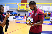 Joao Pedro<br /> Nazionale Italiana Maschile Senior<br /> Incontro Cagliari Calcio<br /> FIP 2017<br /> Cagliari, 08/08/2017<br /> Foto Ciamillo-Castoria