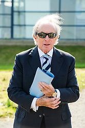 Pictured: Sir Jackie Stewart<br /> Today Sir Jackie Stewart helped launch a new strategy for motor sport. Sir Jackie was joined by Touring Car champion Gordon Shedden, rally drivers Louise Aitken Walker, Jimmy McRae, Robert Reid, Andrew Cowan and David Bogie, motorcycle racer Rory Skinner, sportscotland chief executive Stewart Harris and Scottish Motor Sport chair Tom Purves. The strategy will include new investment to grow the sport and build on Scotland's rich motor sport heritage. The funding amounts to over £400,000 over four years<br /> <br /> Ger Harley | EEm 10 May April 2016