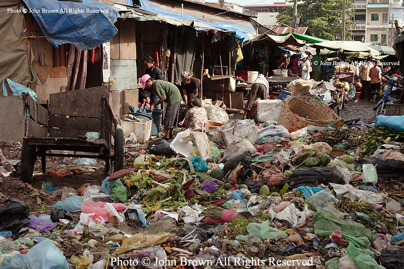 garbage waste and slums Garbage, flooding, crocodiles and slums: the vishwamitri has it all  the application also points to other problems, including dumping of waste materials .
