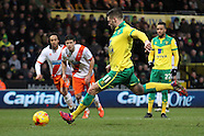 Norwich City v Blackpool 070215