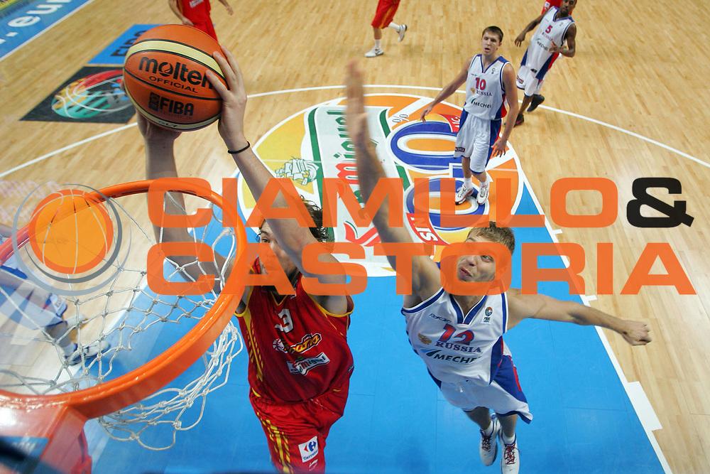 DESCRIZIONE : Madrid Spagna Spain Eurobasket Men 2007 Finals Finale Spagna Russia Spain Russia<br /> GIOCATORE : Marc Gasol<br /> SQUADRA : Spagna Spain<br /> EVENTO : Eurobasket Men 2007 Campionati Europei Uomini 2007 <br /> GARA : Spagna Russia Spain Russia<br /> DATA : 16/09/2007 <br /> CATEGORIA : Special<br /> SPORT : Pallacanestro <br /> AUTORE : Ciamillo&amp;Castoria/S.Silvestri<br /> Galleria : Eurobasket Men 2007 <br /> Fotonotizia : Madrid Spagna Spain Eurobasket Men 2007 Finals Finale Spagna Russia Spain Russia<br /> Predefinita :