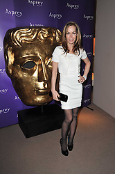 TARA PALMER-TOMKINSON at the BAFTA Nominees party 2011 held at Asprey, 167 New Bond Street, London on 12th February 2011.