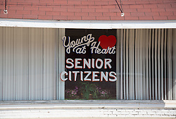 Senior Citizens center in New Mexico