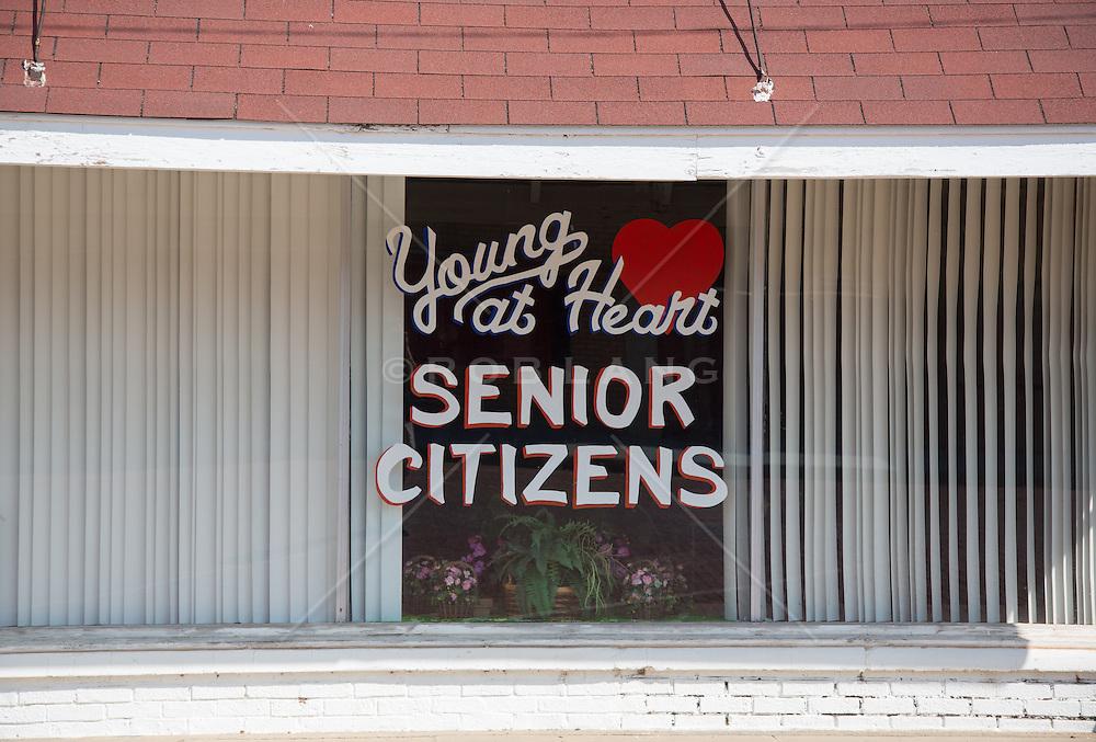 Senior Citizens center in New Mexico