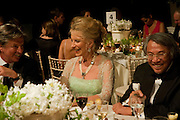RICHARD CARING; PRINCESS MICHAEL OF KENT; SIR DAVID TANG; , The Ormeley dinner in aid of the Ecology Trust and the Aspinall Foundation. Ormeley Lodge. Richmond. London. 29 April 2009